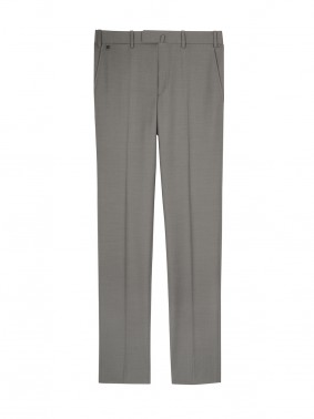 BZV3 FITTED PANTS - ALL SEASONS TRAVEL WEAR 97456 - MID GREY 006