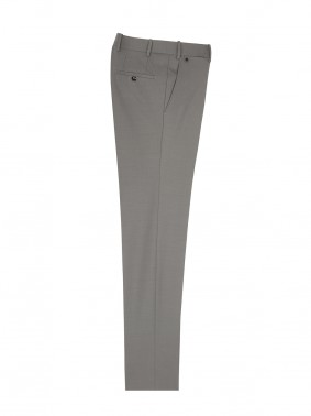 BZV3 FITTED PANTS - ALL SEASONS TRAVEL WEAR 97456 - FACTORY GREY 006