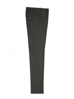 BZV3 FITTED PANTS - ALL SEASONS TRAVEL WEAR 97456 - CHARCOAL GREY 009