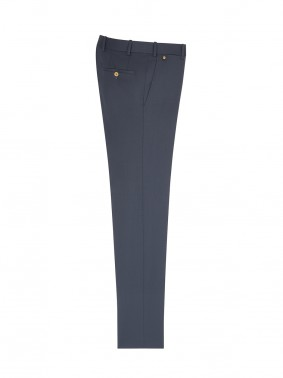 BZV3 FITTED PANTS - ALL SEASONS TRAVEL WEAR 97456 - PRUSSIAN BLUE 047