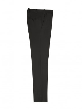 BZV3 FITTED PANTS - ALL SEASONS TRAVEL WEAR 97456 - BLACK