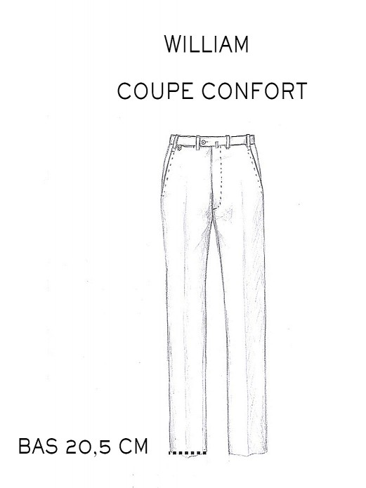 WILLIAM COUPE CONFORT