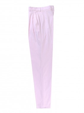BROTHER IN STRETCH COTTON CANVAS WITH MICRO PATTERNS 96848 - PÉTAL ROSE 090