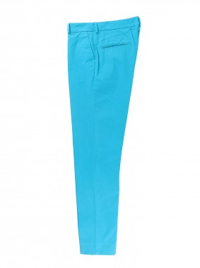 BOAT IN CHINO CHIC - TURQUOISE
