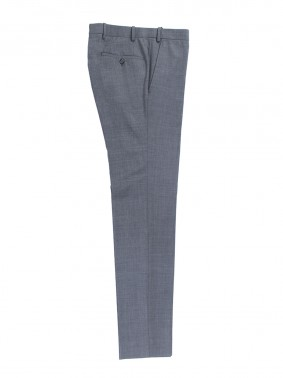 Bzv3 Fitted pants - Spring summer Travel Wear 95038 - MID GREY