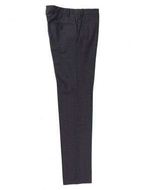 BZV3 FITTED PANTS - SPRING SUMMER TRAVEL WEAR 95038 - CHARCOAL 009