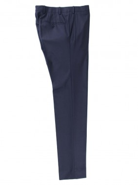 BZV3 FITTED PANTS - SPRING SUMMER TRAVEL WEAR 95038 - NAVY 049
